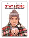 Keep Your Germs to Yourself - Stay Home